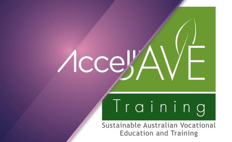 Change from SAVE Training to Accellier Education
