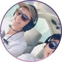 Flying Instructor Photo